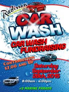 Fundraiser Car Wash